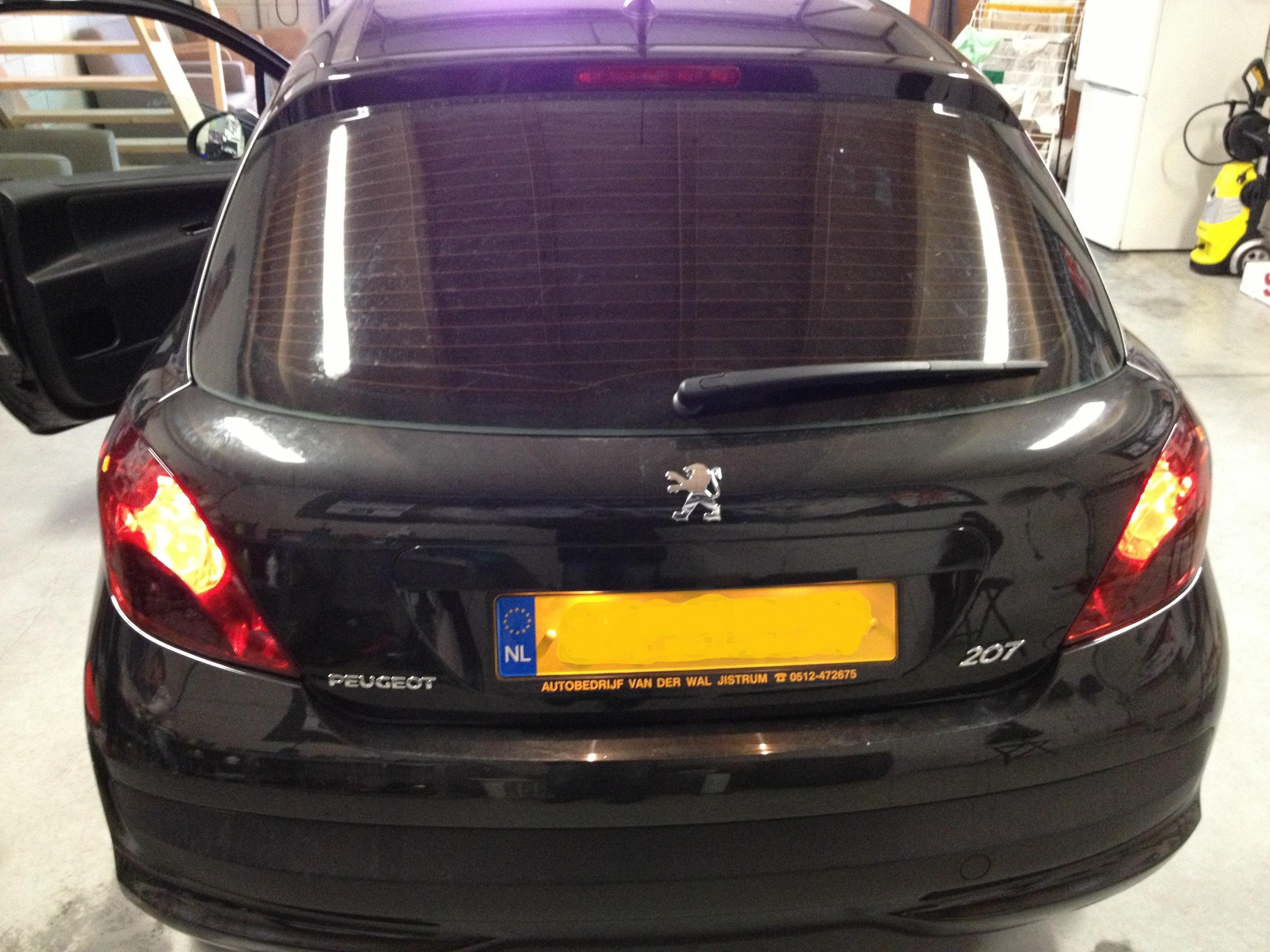 Peugeot | Auto Ramen Blinderen / Tinten - Pro-Autostyling - Part 4