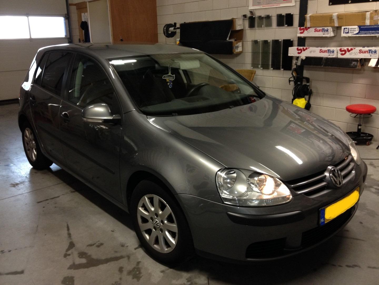Deze mooie Volkswagen Golf 5 Comfortline uit Steenwijk >>geblindeerd ...