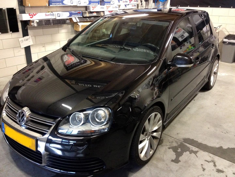 Deze mooie Volkswagen Golf 5 terug voor meer styling! >> Geblindeerd ...