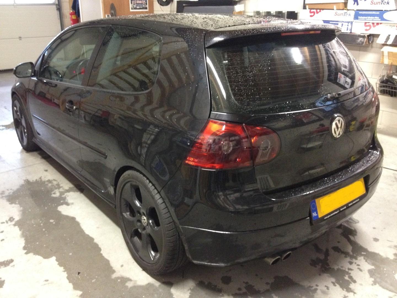 Deze mooie Volkswagen Golf 5 >> achterlichten,smoke,Geblindeerd ...