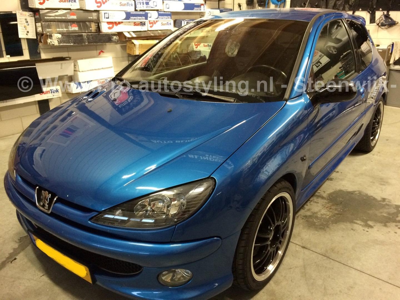 Peugeot | Auto Ramen Blinderen / Tinten - Pro-Autostyling - Part 2