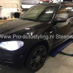 Blinderen tinten ramen ruiten bmw x5 Dot Matrix
