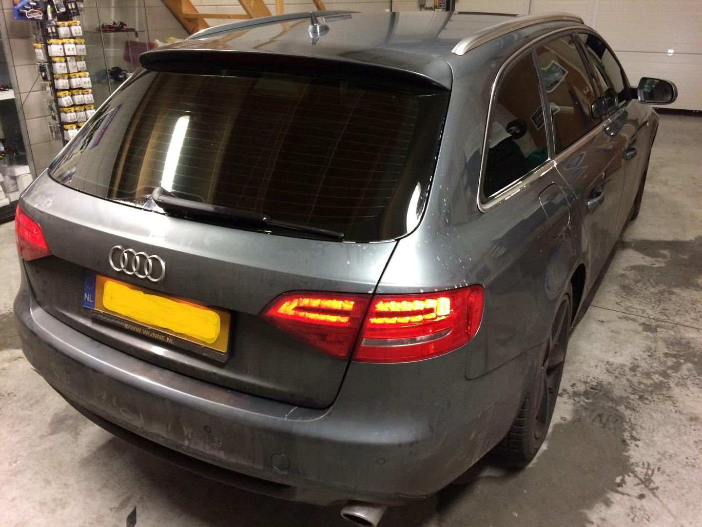 Deze mooie Audi Avant S-Line >> Geblindeerd / tinted /beplakt met ...