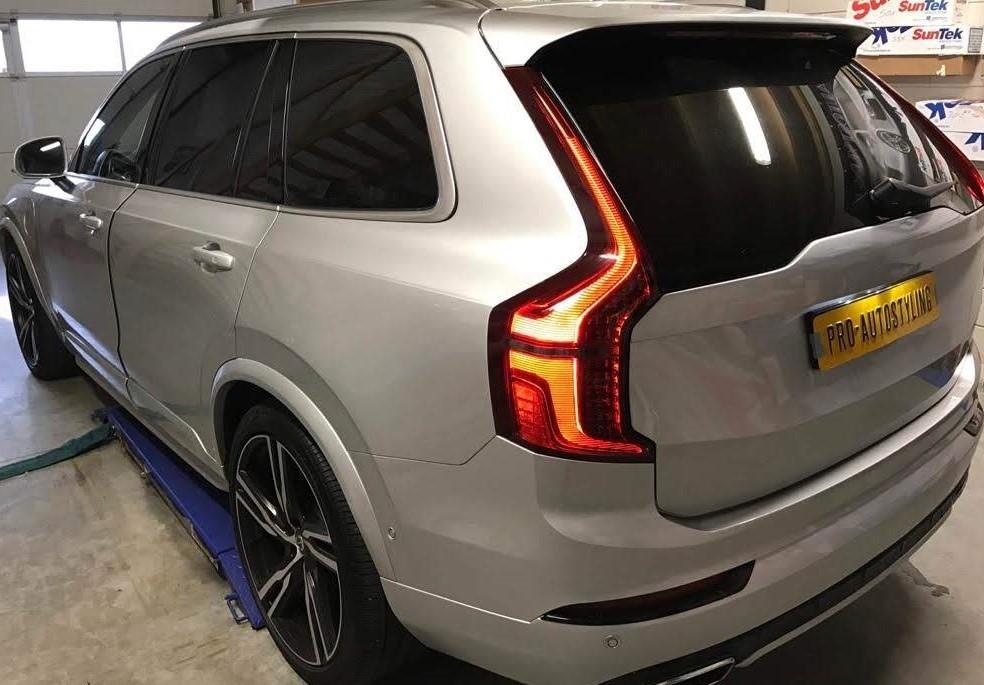 Auto ramen ruiten Blinderen tinten bij Pro-Autostyling
