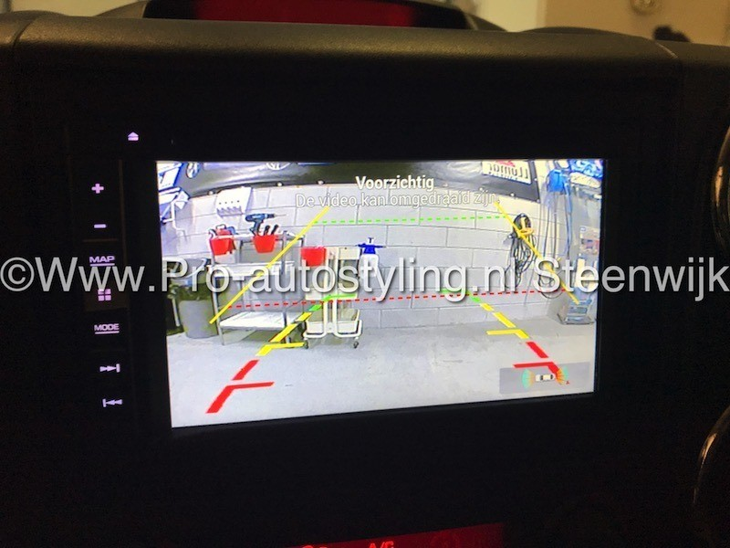 Professioneel Inbouw Camera Carkits bij Pro-Autostyling